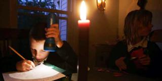 Διάβασμα με κεριά