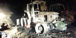 Eμπρηστική επίθεση στις Σκουριές Χαλκιδικής