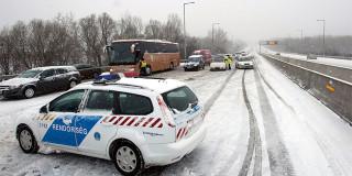 Ο αυτοκινητόδρομος Μ1 στην Ουγγαρία