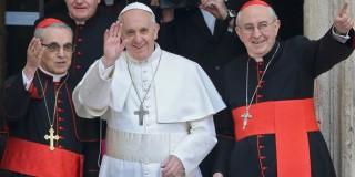 Πάπας Φραγκίσκος Α'