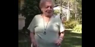 Αμερικανίδα γιαγιά χορεύει rock n' roll και γίνεται... viral
