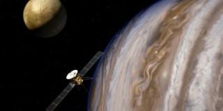 Διαστημόπλοιο εκτοξεύεται στον Δία με ελληνική συμμετοχή