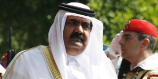 O Εμίρης του Κατάρ