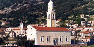 Ιερός Ναός  Ευαγγελίστριας στα Φαρακλάτα