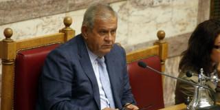 «Έφυγε» ο αντιπρόεδρος της Βουλής Θανάσης Νάκος