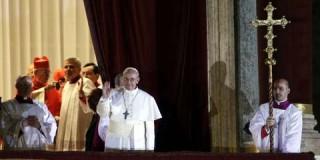 Νέος Πάπας ο Αργεντινός Μάριο Μπεργκόλιο