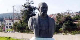 Προτομή Π.Βαλλιάνου