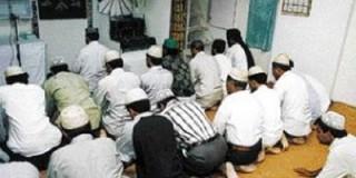 Προσευχή σε τζαμί