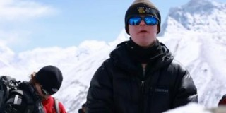 Ο πρώτος έφηβος με σύνδρομο Down που ανέβηκε στο Έβερεστ