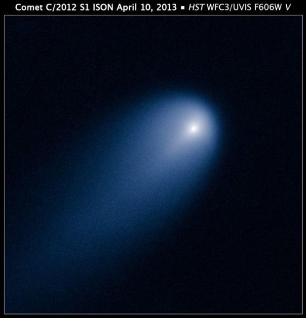 Κομήτης ISON