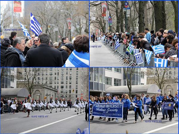 Η Νέα Υόρκη γέμισε Ελλάδα
