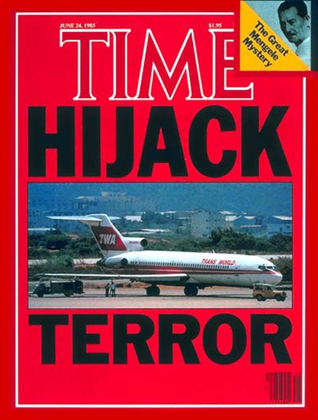 Πτήση 847 της TWA από την Αθήνα ( 1985 )