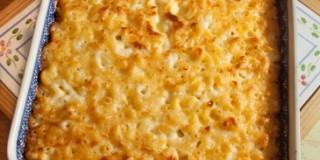 Mac n Cheese ογκρατέν