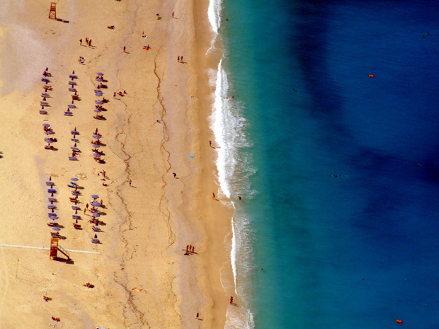 Ο Μύρτος είναι η πιο διάσημη παραλία της Κεφαλονιάς και μια από τις καλύτερες σ' όλη την Ελλάδα