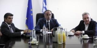 Συνάντηση Αρβανιτόπουλου - ΟΛΜΕ