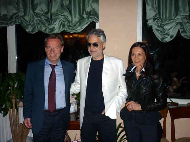 Επίτιμος δημότης ο Bocelli