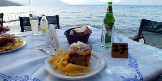 Φαγητό σε εστιατόριο