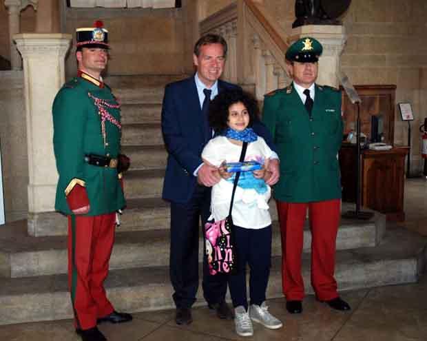 Συνεργασία του Δήμου Κεφαλλονιάς με την Δημοκρατία του San Marino