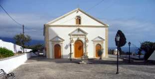 Ιερός Ναός Ευαγγελιστρίας - Παλαιόκτιστης Πεσσάδας