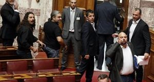 Η Χρυσή Αυγή στο Κοινοβούλιο