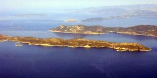 Νησάκια στο Ιόνιο
