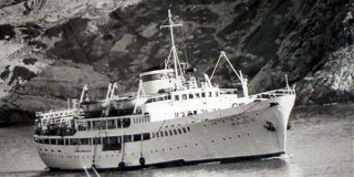Το πλοίο Μιαούλης
