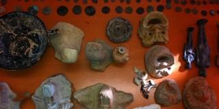 Αρχαία ευρήματα
