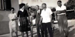 Στα Κουρκουμελάτα με την οικογένεια Βεργωτή
