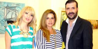 Νίνα Ζωγραφίνα Ασπετάκη - Μυρσίνη Λαμπράκη - Μιχαήλ Ρωμανός