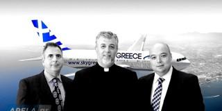 Έλληνας ιερέας από τον Καναδά ίδρυσε αεροπορική εταιρεία