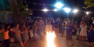Η γιορτή του Αϊ-Γιάννη Λαμπαδάρη στα Τζανάτα