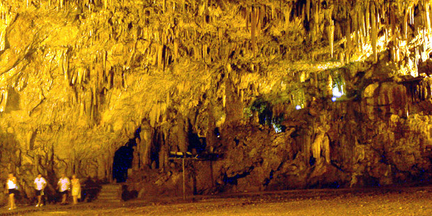 Σπήλαιο Δρογκαράτης