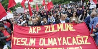 Εξέγερση στην Τουρκία