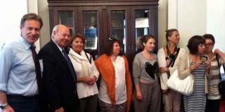 Επίσκεψη Ρώσων Δημοσιογράφων στην Κεφαλονιά