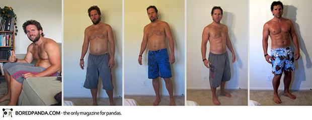 Οι φωτογραφίες «πριν και μετά» σε λιγότερο απο 1 ώρα