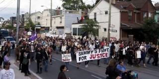 Τορόντο: Δολοφονία εν ψυχρώ 18χρονου απο την αστυνομία