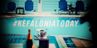 Hashtag KefaloniaToday