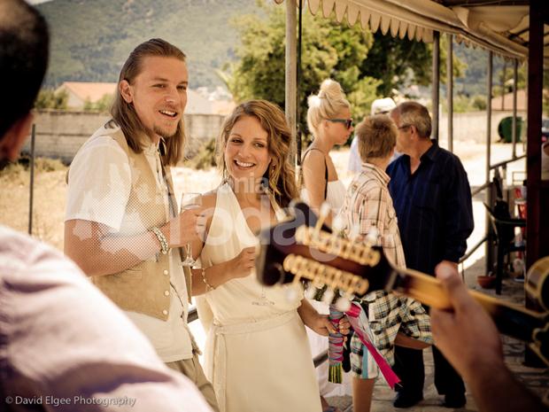 Γάμος στη Μελισσάνη