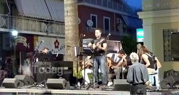 Συναυλία Πλατεία Καμπάνας