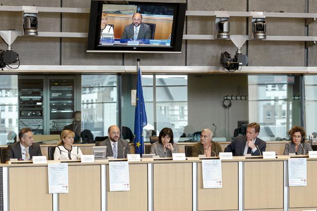Martin SCHULZ, EP President