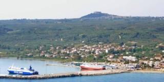 Λιμάνι Κυλλήνης,