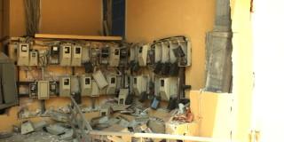 Σε βομβιστική ενέργεια οφείλεται η ισχυρή έκρηξη στη Λάρισα
