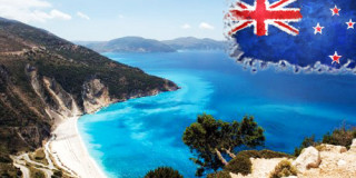 Η ομορφιά του Μύρτου ταξιδεύει στη Ν.Ζηλανδία