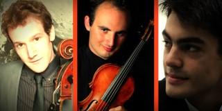 Το Olympus Trio - Σάββατο 13 Ιουλίου στα Κουρκουμελάτα