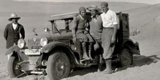 Ο πρώτος γύρος του κόσμου με αυτοκίνητο