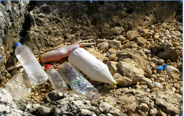 """Βρέθηκε από την """"Drifter's Project"""" στο  Kακό Λαγκάδι,  νοτιοδυτικά του Πόρου Κεφαλονιάς το 2013"""