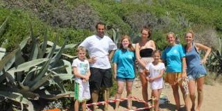 Παιδιά έσωσαν φωλιά θαλάσσιας χελώνας στη παραλία ΄Αμμες