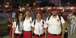 Οι Εθελοντές Σαμαρείτες