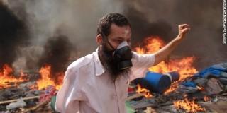 Παγκόσμια κατακραυγή προκαλεί το αιματοκύλισμα στην Αίγυπτο