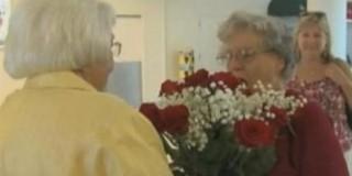 Η Όντρεϊ Σιμς και η Νόρμα Φράτι στον ίδιο χώρο, για πρώτη φορά έπειτα από σχεδόν 74 χρόνια